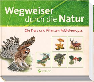 """Cover des Buches """"Wegweiser durch die Natur"""""""