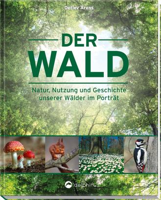 """Cover des Buches """"Der Wald"""""""